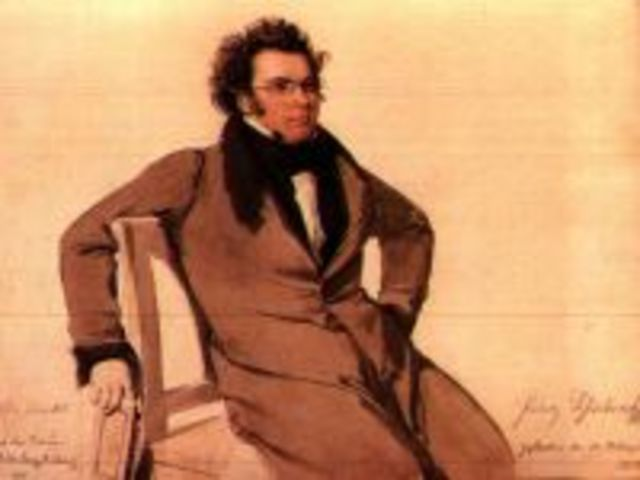 Franz Schubert (Romántico)