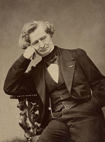 Hector Berlioz (Romántico)