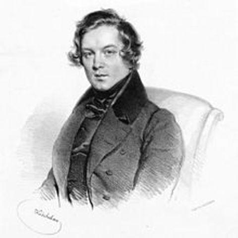 Robert Schumann (Romántico)