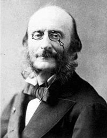 Jacques Offenbach (Romántico)