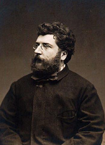 Georges Bizet (Romántico)