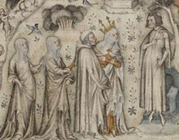Guillaume de Machaut (Edad Media)