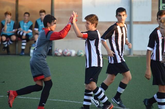 Liga 3. UD Pla de na Tesa 6 - Rtvo Peña Arrabal 2