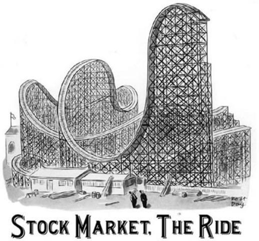 The Great Stock Market Crash