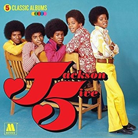The Jackson 5 moves to Epic Records