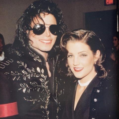 Jackson marries Lisa Marie Presley