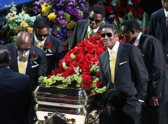 Jackson dies