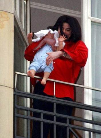 Balcony hotel scandal