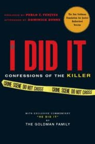 O.J. writes a book titled If I Did It