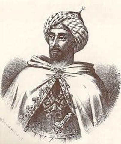 880 Rebelión de Ibn Hafsun