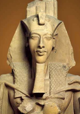 Amenhotep IV / Achnaton