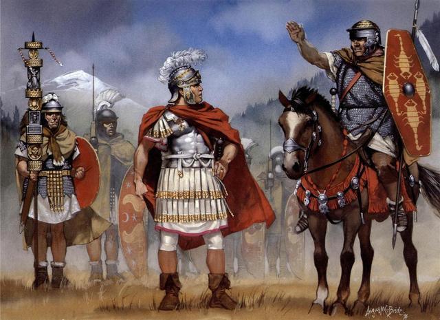 Llega de los romanos a la Península Ibérica
