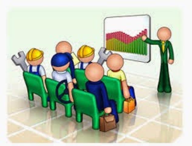 Surge capacitación y adiestramiento de los trabajadores