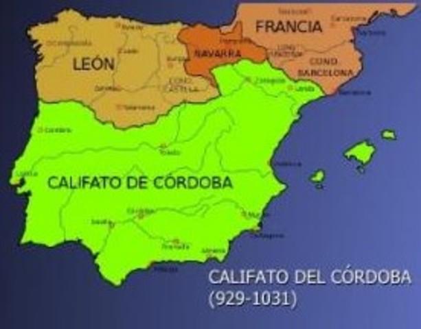 Comienzo del Califato Independiente de Córdoba