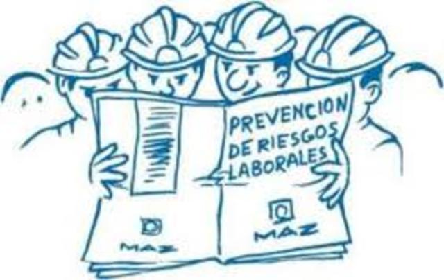 Ley de casos de riesgos en el trabajo