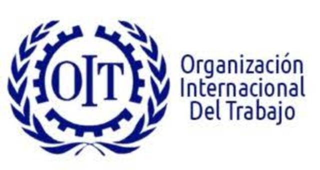 Se funda la Organización Internacional del Trabajo.