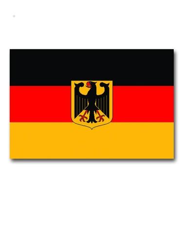 Forbundsrepublikken Tyskland (BRD) eller vest-Tyskland