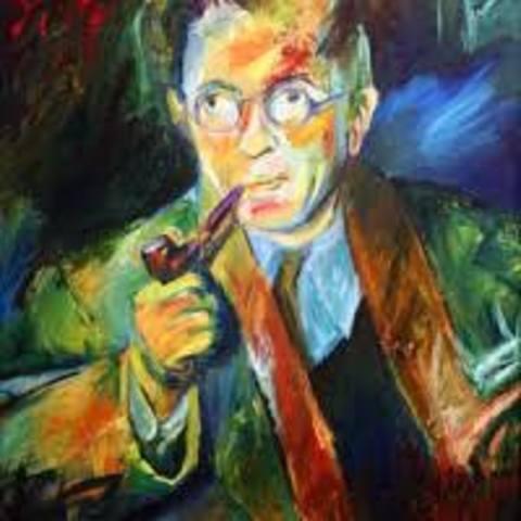 Jean – Paul Sartre Mayo 1967 Psicoanalistas