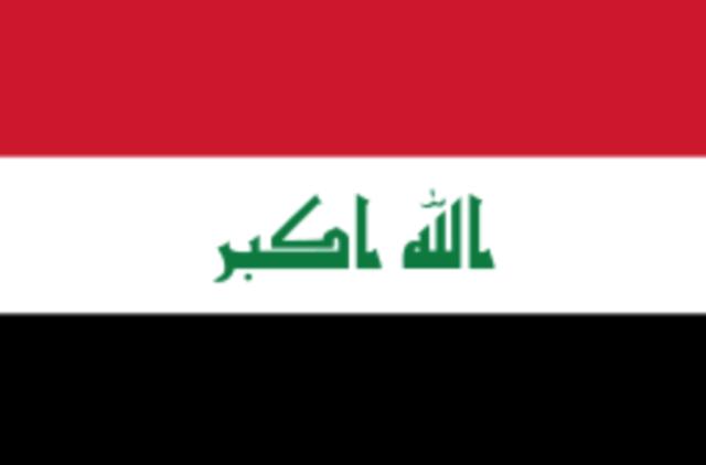 Irak fik som det første mellemøstlige land selvstændighed