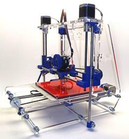 Las Impresoras 3D