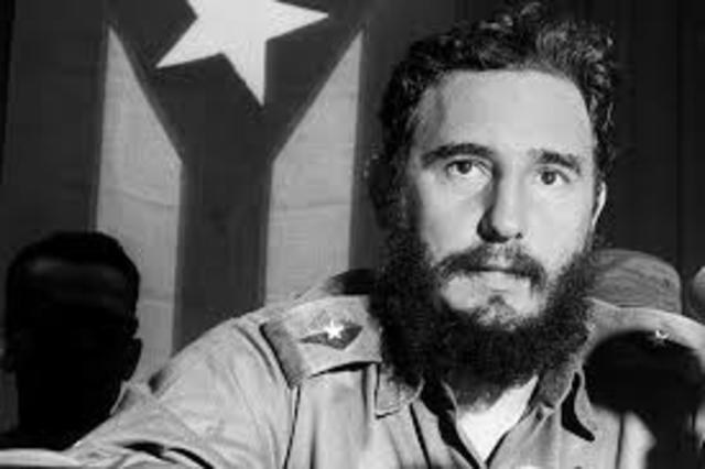 Fidel Castro vant kampen om Cuba