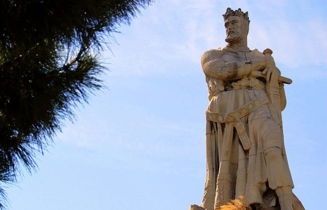 """Alfonso I """"el batallador"""" conquista Zaragoza"""