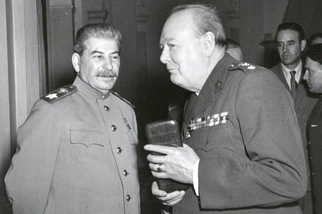 Conférence de Moscou le 10 octobre 1944