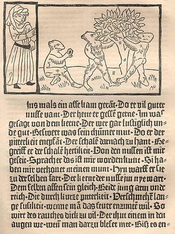 Альбрехт Пфистер. Типография в Бамберге