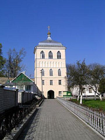 Дерманский монастырь