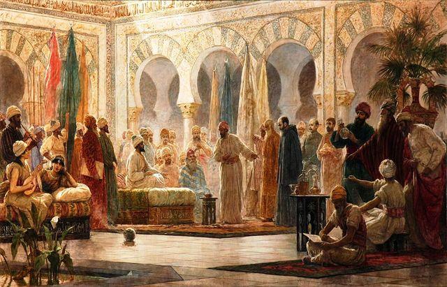 Abd el Rahman III proclama el Califato de Córdoba.