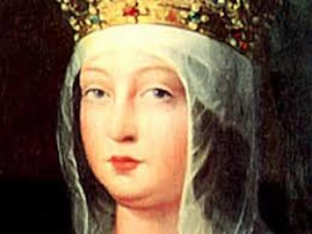 """Inicio de la guerra en Castilla entre Isabel """"la Católica"""" y Juana """"la Beltraneja"""""""