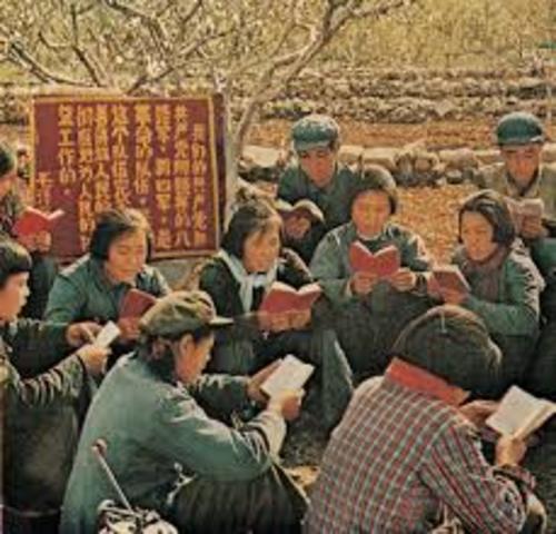 Kulturrevolusjonen