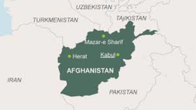 Kommunismen tok makten i Afghanistan