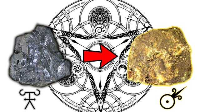 Division of European Alchemy