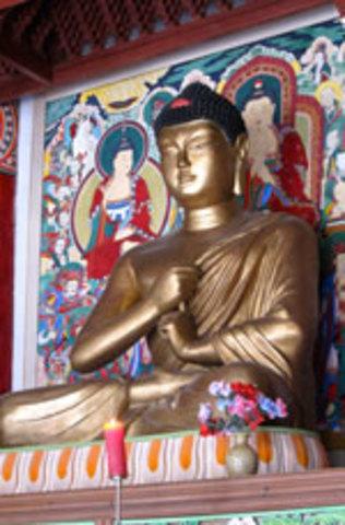 Start of Buddhism