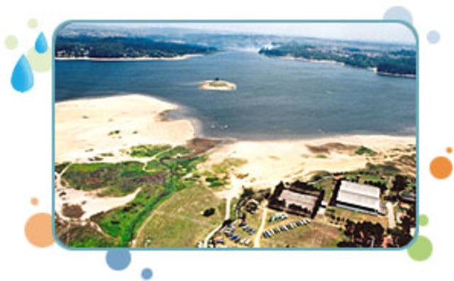 Seca na Represa Guarapiranga e avanços no Litoral