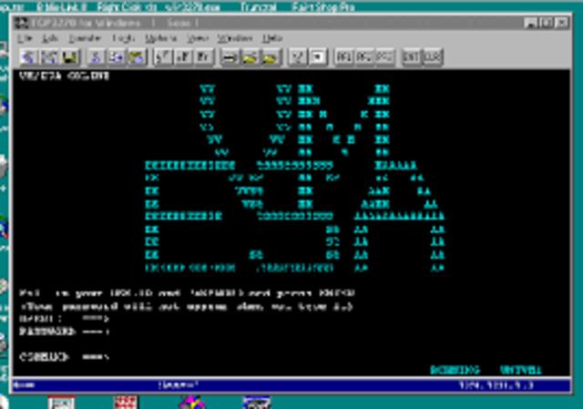 S.0 CP/CMS y el VM/CMS concepto maquina virtual