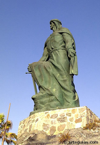 Abd el Rahmán I proclama el Emirato Independiente de Damasco.