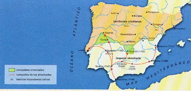 Invasión Almohades