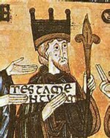 900. Alfonso III inicia la expansión hasta el Duero.