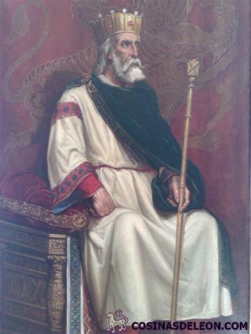 914. Ordoño II traslada la capital a León.