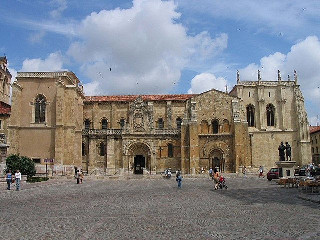 Celebración de las primeras Cortes de León