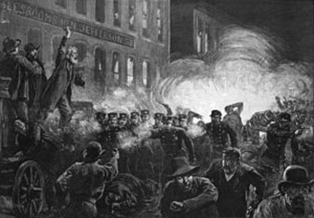 Haymaker Riot