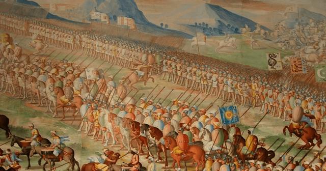 Llegada de los benimerines a Al-Andalus para frenar avance reinor cristianos
