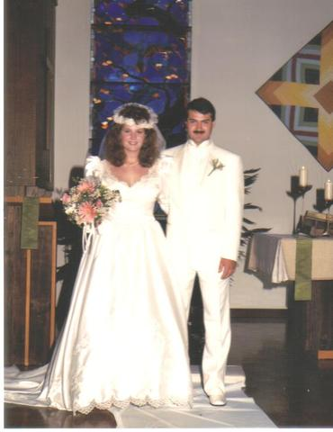 Marriage of Tim and Kelly Markley
