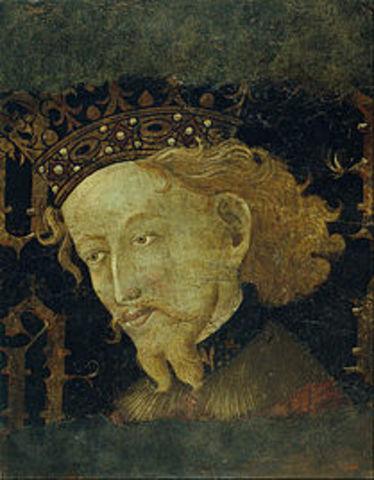 """Jaime III """"el conquistador"""" invade las Islas Baleares y el Reino de Valencia"""
