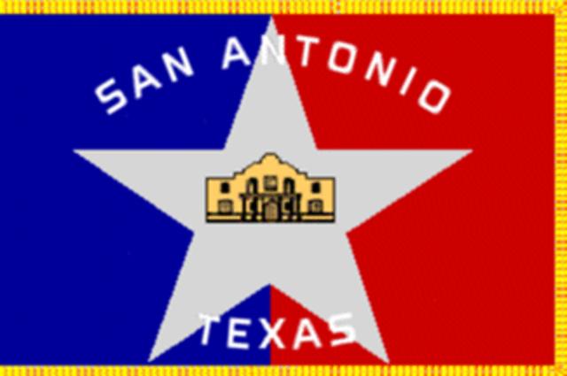 Santa Anna Surrounds San Antonio