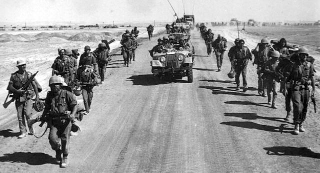 Arab-Israeli war