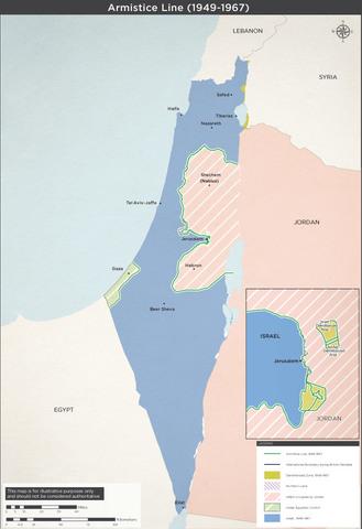 Israel wins the Arab-Israeli