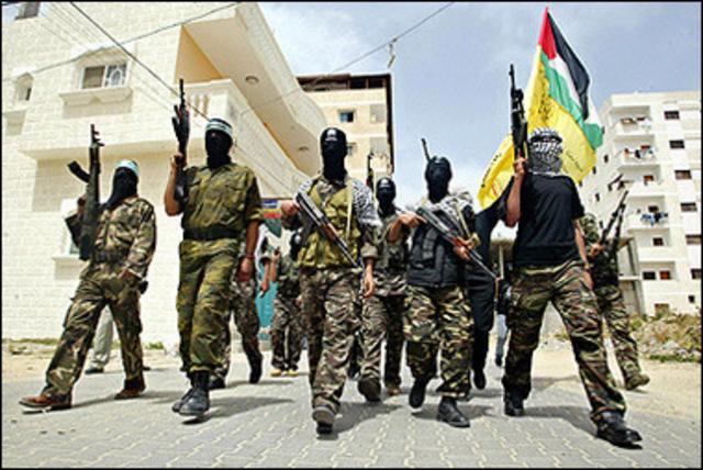 Palestinian liberation organization founded